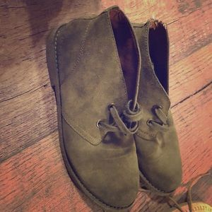 Lucky brand real leather shoes
